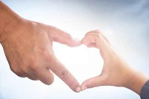barndomskræft kræver kærlighed