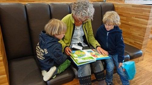 tid med bedsteforældre