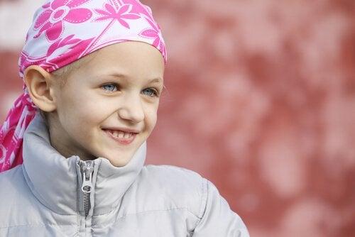 Til de små superhelte der kæmper mod barndomskræft