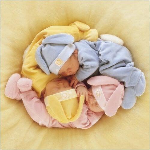 Sådan lærer du din baby at sove natten igennem