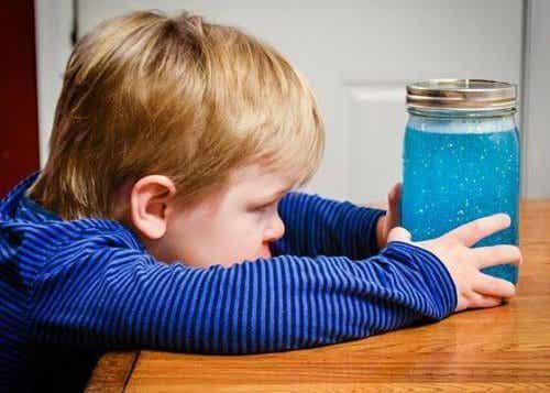 En lovende opfindelse: sensoriske flasker