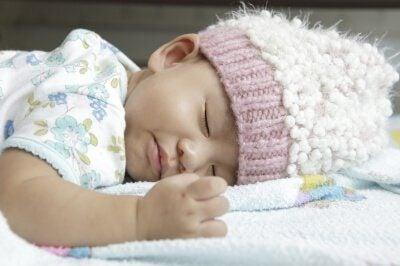 Sunde søvnvaner: 0 til 3 måneder