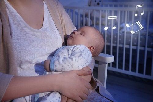 De bedste godnatsange til din baby