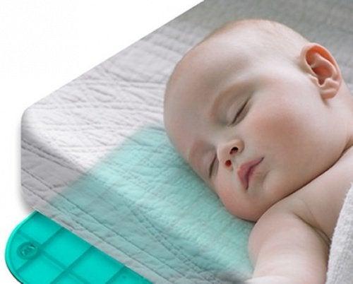 få din baby til at sove