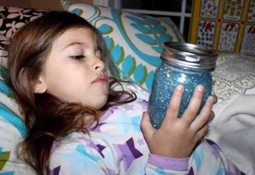 Sensoriske glas til dit barn