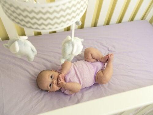 ting som nyfødte er opmærksomme på
