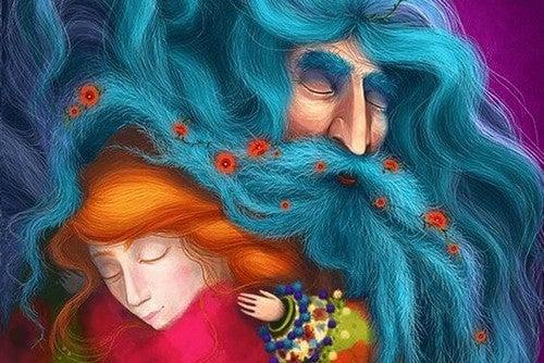 Bedsteforældre i Barndommen Giver Gladere Børn