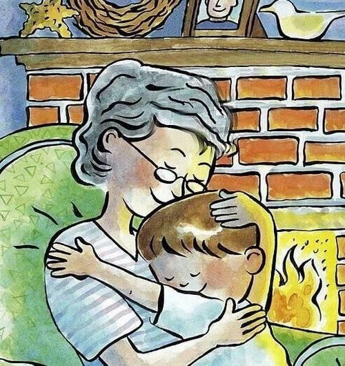 Mit Barnebarn: En Gave, Som Livet Gav Mig