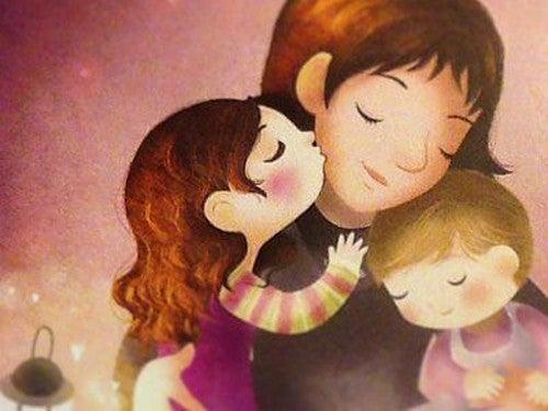 en mors kærlighed til sine børn