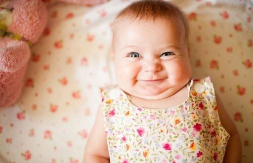 Babyers Følelsesmæssige Udvikling