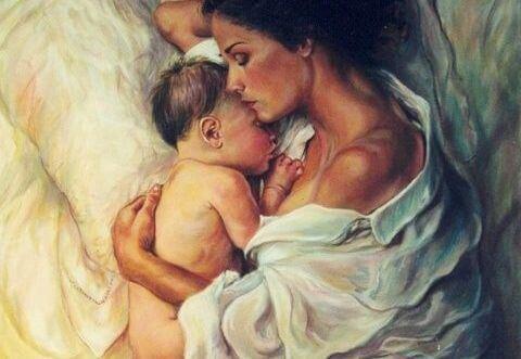 Du er min tilstedeværelse, min fremtid og den bedste del af min fortid