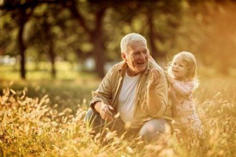 bedsteforældre dør aldrig