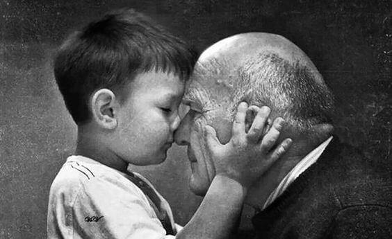 Bedsteforældre dør aldrig - de bliver usynlige