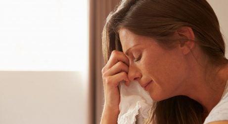 Mødre Græder Også Over Udmattelse, Stress og Frygt