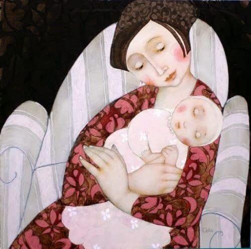 mødre sover ikke