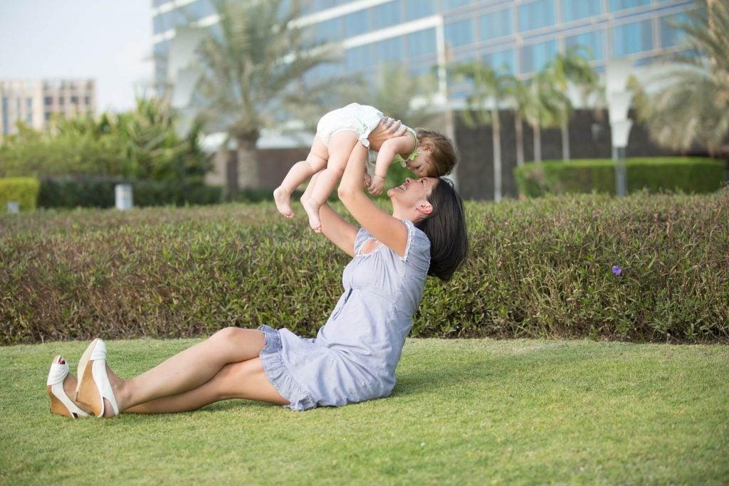 dit barns første fødselsdag