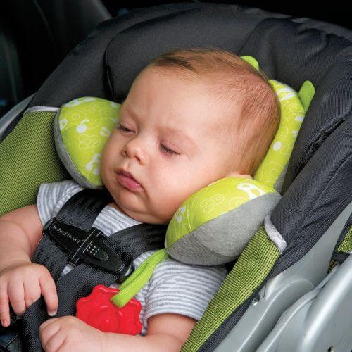Autostol sikkerhed: Lad aldrig dit barn sove i en autostol