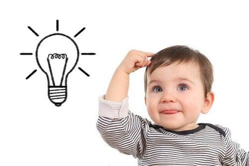 Din Babys Intelligens og Hukommelse