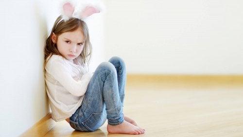Utilfredshed hos børn derhjemme
