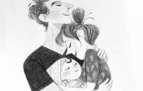 Livet Med Din Partner Efter I Har Fået Barn