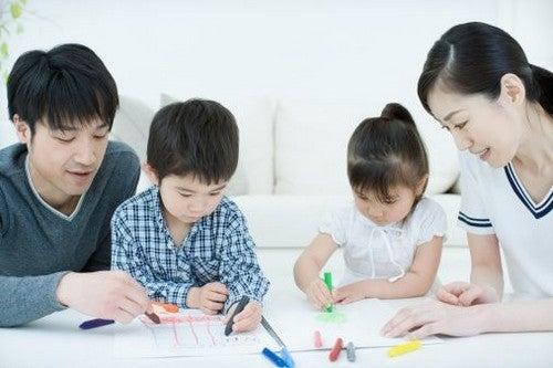 japanske forældremetoder