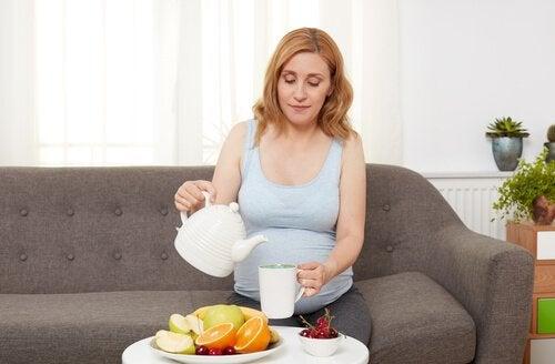 Frugter under graviditeten er vigtige for både dit og barnets helbred