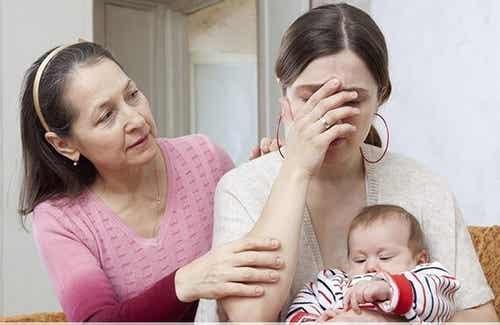 Lidende Mor: Lad Være For Dit Barns Skyld
