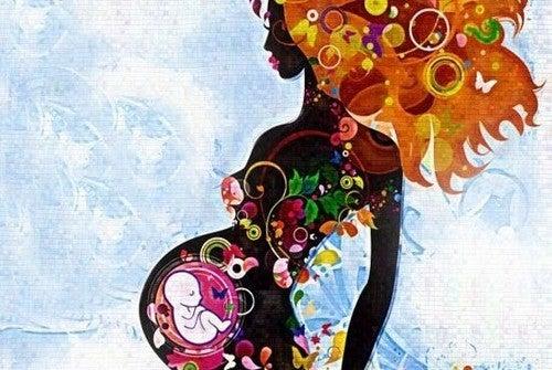 kvinder og graviditet