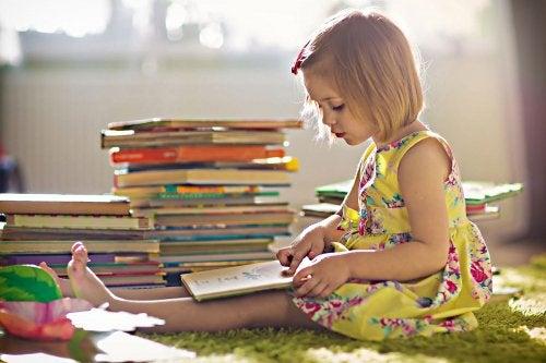 5 bøger der er værd at læse sammen med dit barn under 6 år