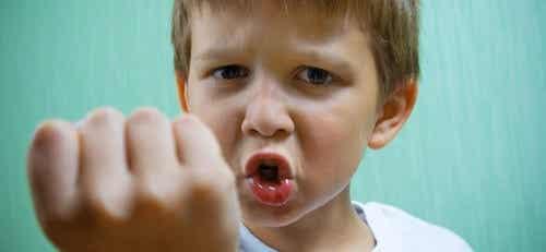 Børn, Som Slår og Bider: Sådan Håndterer Du Det