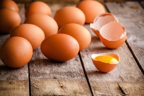 æg til omeletter