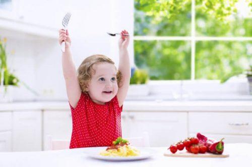 Sunde Opskrifter For Babyer Fra 12 til 14 Måneder Gammel