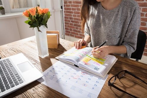Planlægning er en vigtig del af at være mor og studere på samme tid