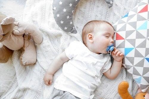 soveteknikker til babyer
