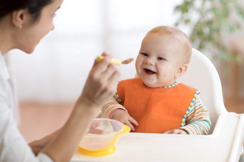 8 frugt puré til babyer