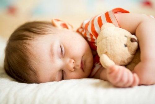 hvor mange timer vores børn skal sove