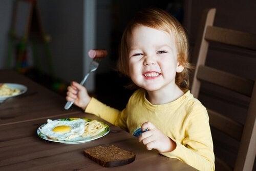 De Bedste Fødevarer For Dit Barns Hjerne