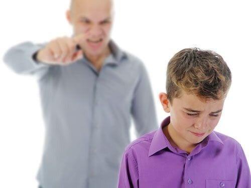 At Råbe Af Børn: Derfor Er Det Ikke En God Forælderegenskab