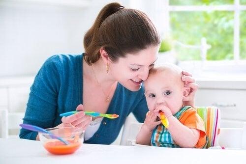 Velsmagende Opskrifter Til Babyer i Alderen 6-9 Måneder