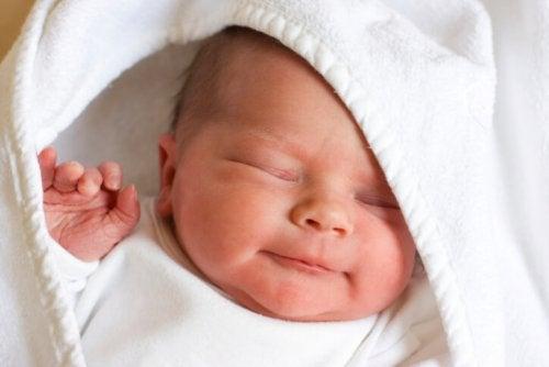 13 Spændende Fakta Om Nyfødte Børn