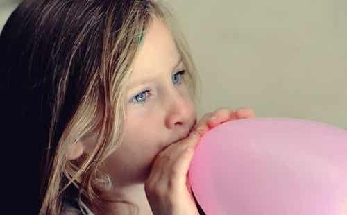 Ballonteknikken: Sådan Beroliger Du Nervøse Børn