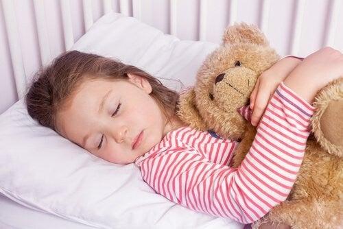 4-7-8-Teknikken Der Får Dine Børn Til at Sove Hurtigere