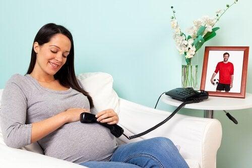 6 ting der vil gøre din baby glad før fødslen