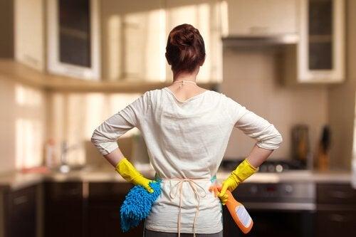gode råd til rengøring