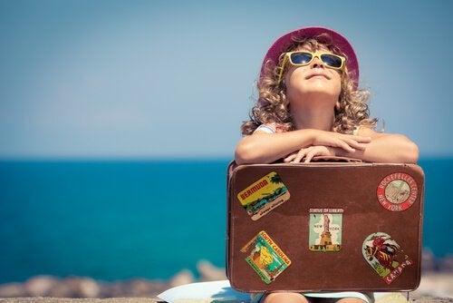 At rejse fra en ung alder