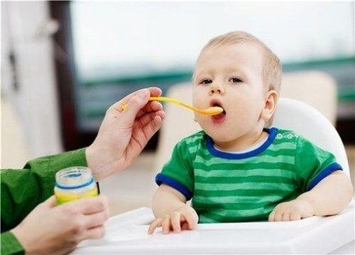 baby bliver madet