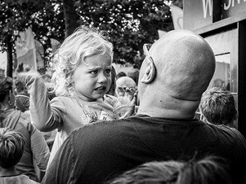 råd til at lade være med at råbe af børn