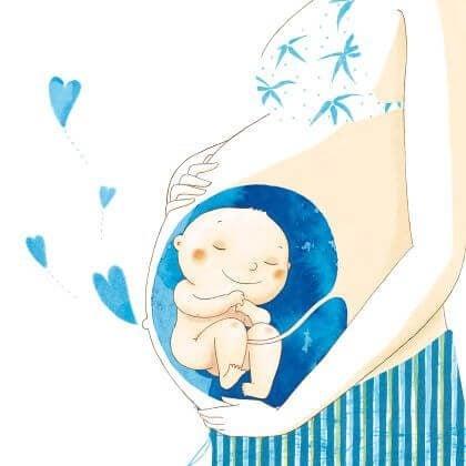 Forberedelse til moderskab ved at blive en bedre person