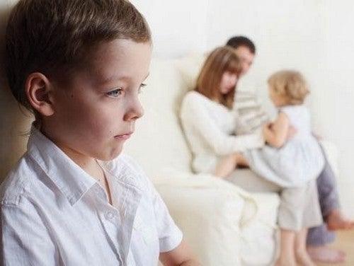 Yndlingsbarn: Er Det Muligt For Forældre at Have Et?