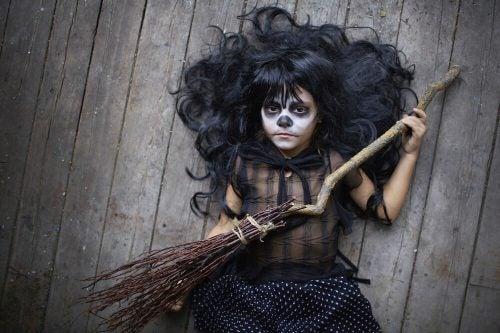 Halloween Fest: Ansigtsmaling ideer til børn